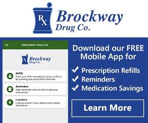300x250 Brockway Drug