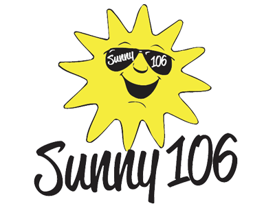 Sunny 106 Compressed Transparent Logo