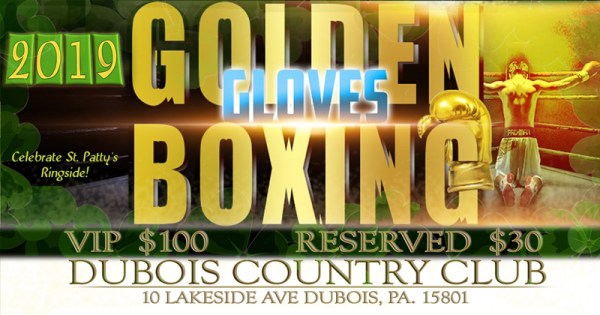 Golden Gloves DuBois 2019