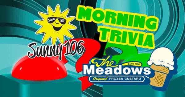 Morning Trivia
